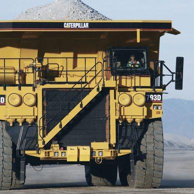 Ferreycorp: Ventas de equipos Caterpillar para gran minería aumentó 816.6% en 3T