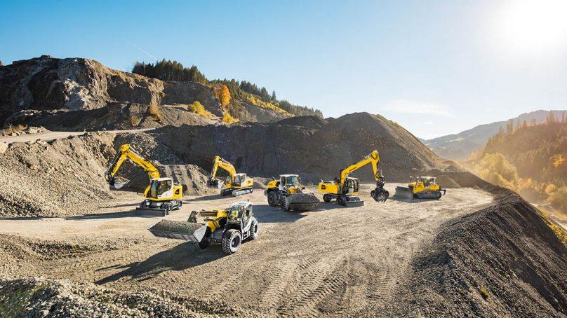 Liebherr Chile refuerza su negocio minero con dos nuevas gerencias