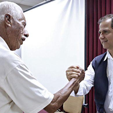 Ministro Ísmodes culmina reuniones con pescadores de Piura que buscan disipar dudas sobre la actividad petrolera