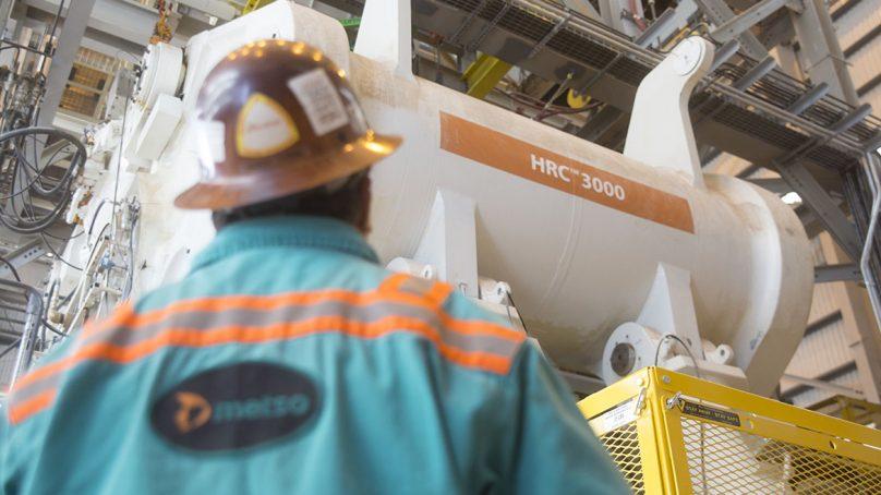 Metso entregará filtros de presión para relaves secos al proyecto Salares Norte, de Gold Fields