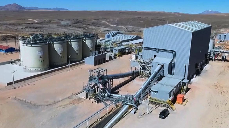 Hochschild Mining prepara inversión por US$1,365 millones en operación Inmaculada, en Ayacucho