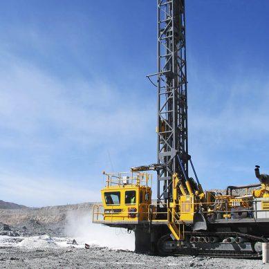 Hochschild Mining solicita sumar dos perforadoras diamantinas para su prometedor proyecto Corina