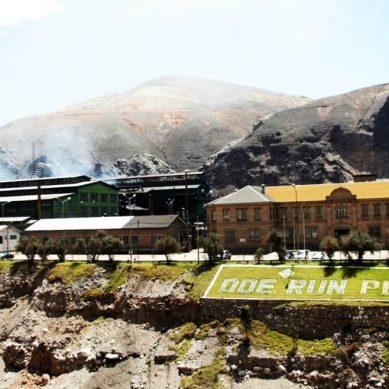 Ejecutivo evaluará, por segunda vez, viabilidad económica de producir oxígeno en La Oroya