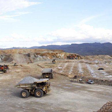 Inversión minera en primer mes de 2019 crece 48% interanual, hasta los US$335 millones