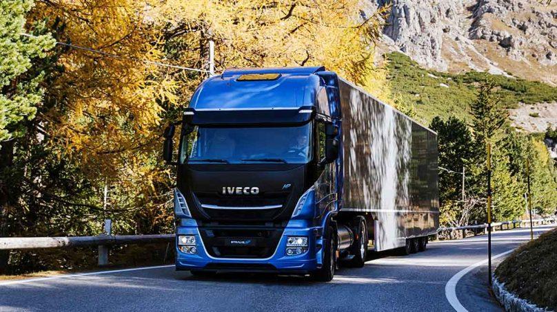 Iveco promueve el uso de GNL como combustible alternativo para cuidar el entorno