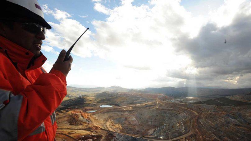 Newmont: «Minería de superficie en Yanacocha comenzará a fines de mayo»
