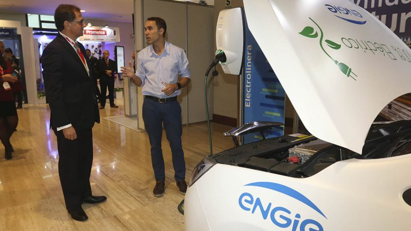 ENGIE y el Minem  preparan para el ingreso del transporte eléctrico
