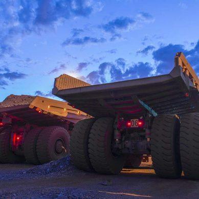 Anglo American convertirá 400 camiones mineros a hidrógeno con ayuda de Engie