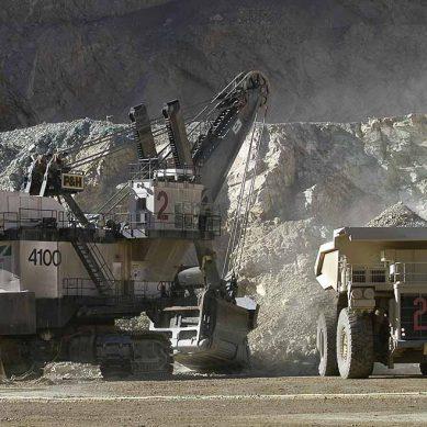 Operación minera Zaldívar usará energía limpia para todos sus procesos desde el 2020