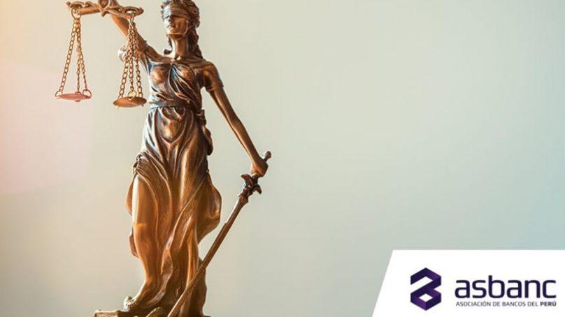 Asbanc: «Urge reforma integral del sistema judicial»