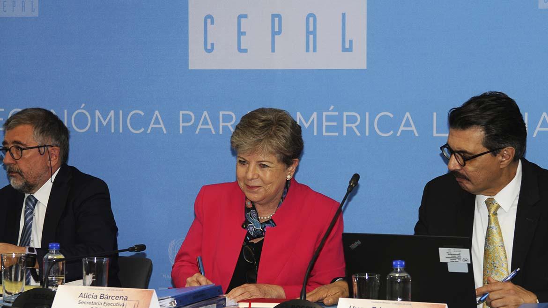 Igualdad de género y cambio climático, dos asuntos que preocupan a la Cepal