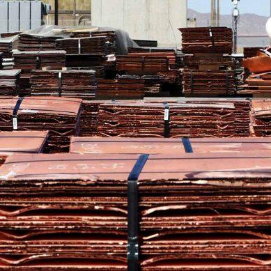 Crecimiento de China impulsará al cobre a un precio de $ 3,05 para 2019 y $ 3,08 para 2020