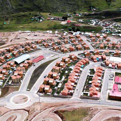 Moradores de Fuerabamba bloquean vía de acceso a mina Las Bambas