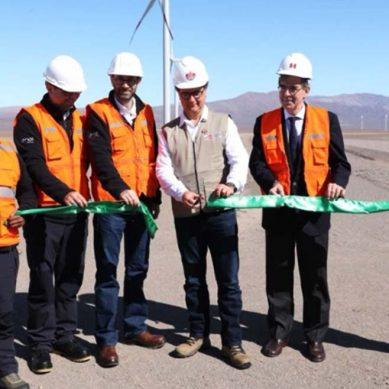 Wayra I, la planta eólica más grande del Perú, se pone en funcionamiento en Ica