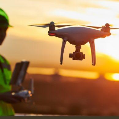 Komatsu America Corp. elige la tecnología de drones de Propeller Aero