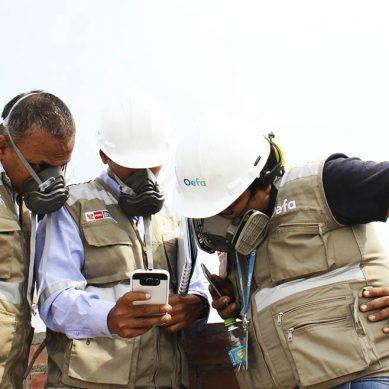 OEFA ordena a minera Anabi retirar «de manera inmediata» agua cianurada de pozas de Utunsa