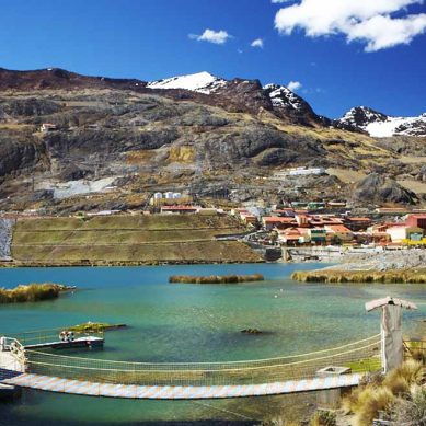 San Rafael: Hallan 724,000 toneladas de mineral con 13,600 toneladas de finos de estaño