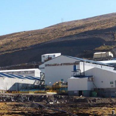 Mina Santander: Concentrados de zinc crecen 55% en primer trimestre