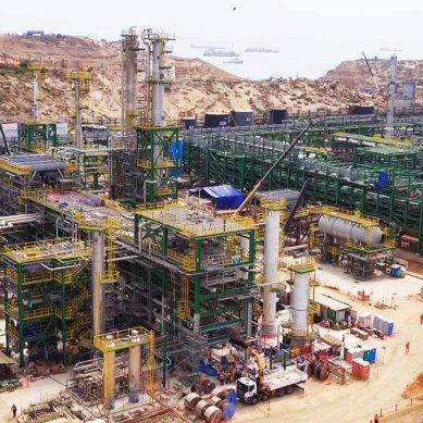 Petroperu admite que obras en PMRT deberían tener un avance total del 88% y no del 69%