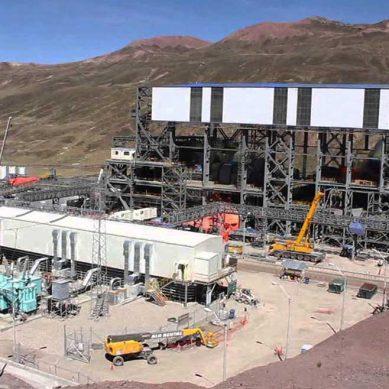 Chinalco y Southern lideraron inversión en planta de beneficio con US$ 140.3 millones