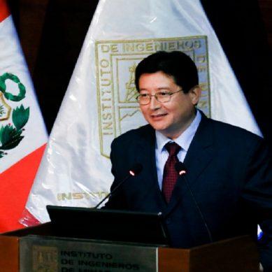 Ex viceministro de Minas, Guillermo Shinno será el nuevo gerente general del IIMP