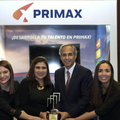 Premios ABE: Primax cuenta con el «mejor programa de inducción»