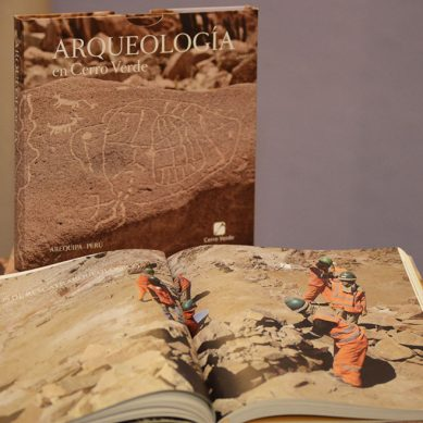 La arqueología en minera Cerro Verde es compilada en un lujoso libro