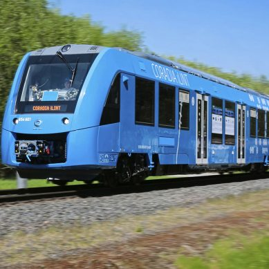 El primer tren de hidrógeno del mundo entra en servicio en Alemania