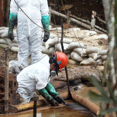 Petroperú detecta fuga menor de petróleo en Oleoducto, sismo sería la causa