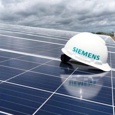 Inauguran central híbrida (fotovoltaica y térmica) construida por Siemens en la isla Galápagos