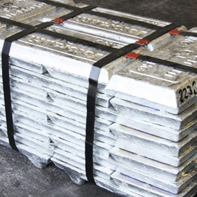 Precio del zinc cae por cuarto día seguido y alertan que puede seguir en picada