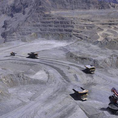 Anglo American planea realizar 18 perforaciones al año en tajo Quellaveco para confirmar reservas