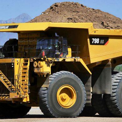 Ferreycorp: Venta de camiones mineros y maquinaria CAT se atiranta 178% en primer trimestre