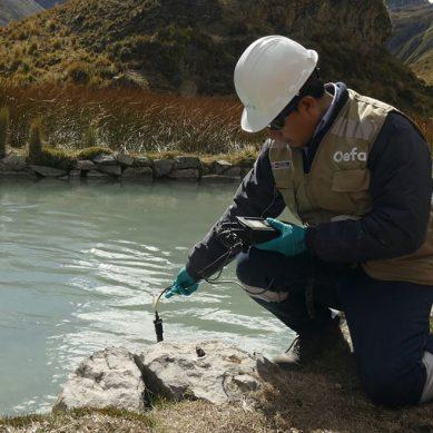 OEFA ordena a Empresa Administradora Cerro remediar contaminación por aguas ácidas