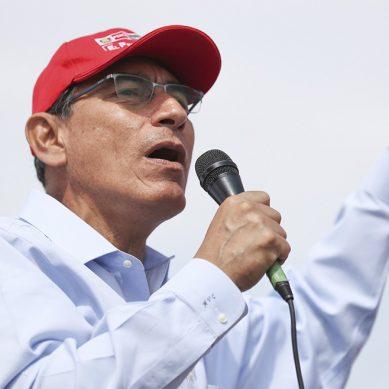 Presidente Vizcarra apuesta todas sus fichas por el diálogo en Las Bambas