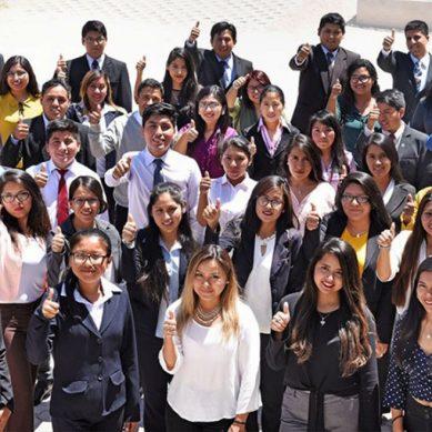 46 estudiantes moqueguanos inician prácticas preprofesionales en Quellaveco