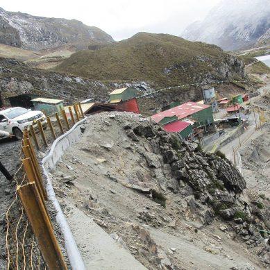 OEFA ordena a minera Raura adoptar medidas para evitar «alterar la calidad del agua» de dos lagunas