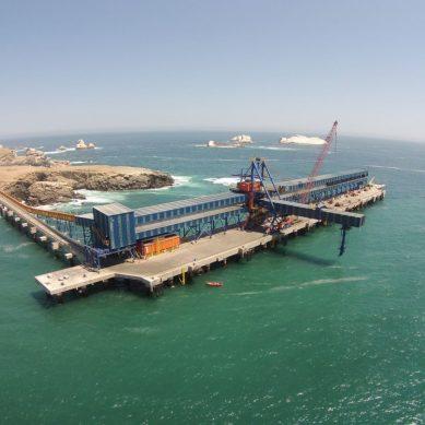 Tisur invertirá US$7 millones para mejorar recepción de minerales en puerto Matarani