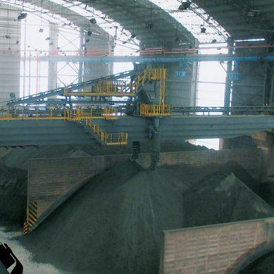 Compañía Minera Ares proyecta ampliar su depósito de concentrados Matarani