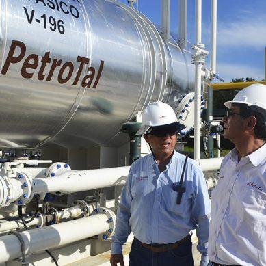 Loreto: PetroTal incrementa sus reservas probadas hasta los 21.5 millones de barriles