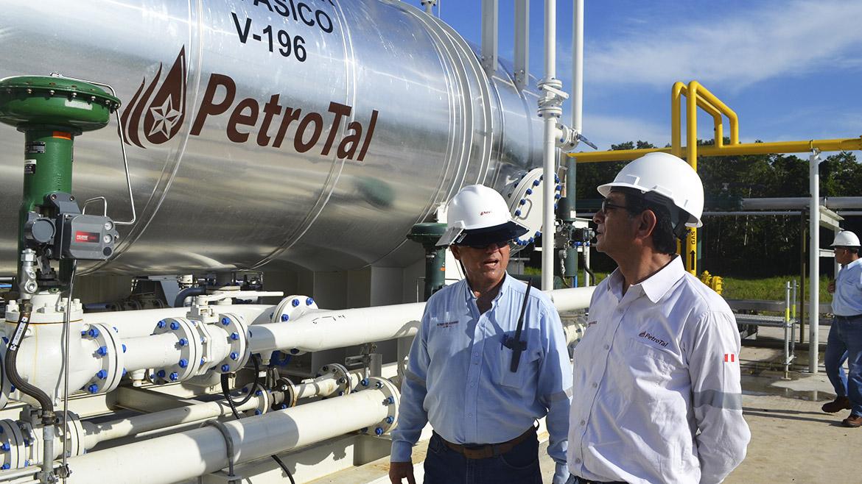PetroTal y su plan para convertir pozo inyector en pozo productor de 2,000 barriles diarios