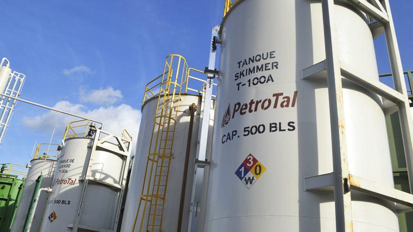 Nueva meta: PetroTal ahora producirá 13 mil barriles de petróleo por día al cierre del 2019