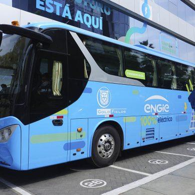 Lambayeque: bus eléctrico de Engie llevará gratis a las playas