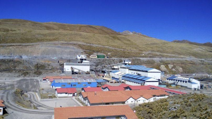 Trevali comunica que 19 trabajadores de mina Santander dieron positivo para COVID-19