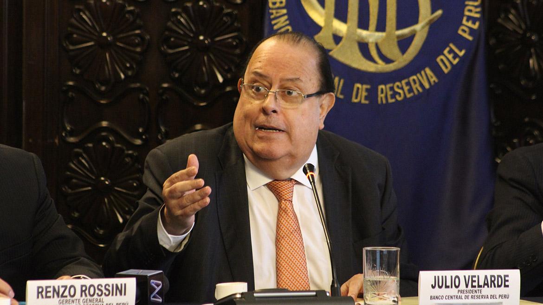 BCR sobre disolución del Congreso: «No se notan los efectos negativos en la economía»