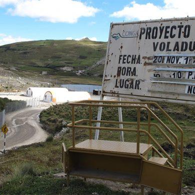 Conga sin iniciativas y Río Blanco sin avances, confesó ministro de Minas