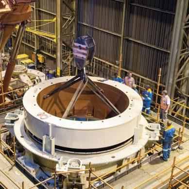 Metso refuerza presencia en minería chilena tras compra de división de servicios