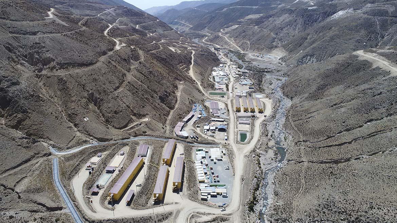 Grupo JJC gana contratos por S/140 millones para proyectos en Quellaveco y Las Bambas