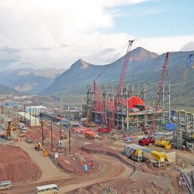Cosapi desarrollará trabajos complementarios para la ampliación de Toromocho