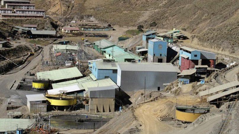 Yauricocha: Sierra Metals suspende operaciones mineras hasta el 26 de abril